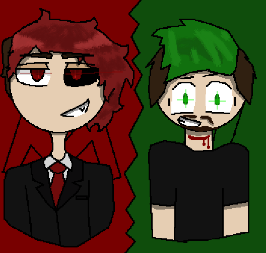 Darkiplier & Anti-Jack