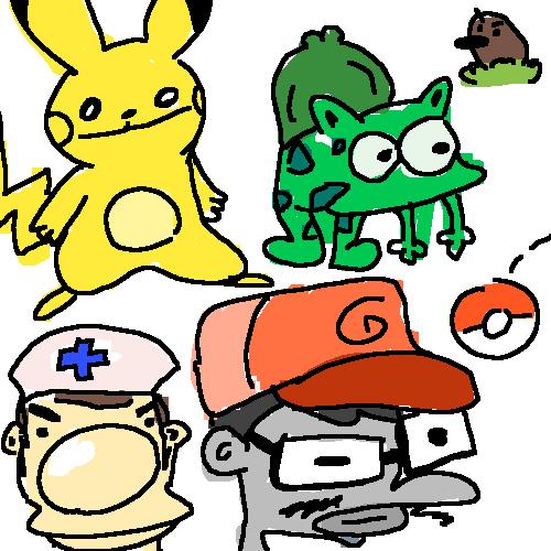 Really Awesome Pokemon