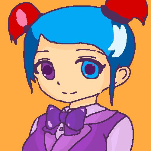 becxy as a little girl