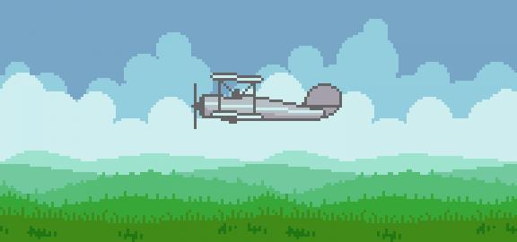 parallax plane