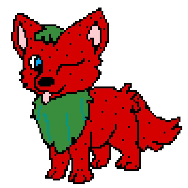 StrawBerry Doggo
