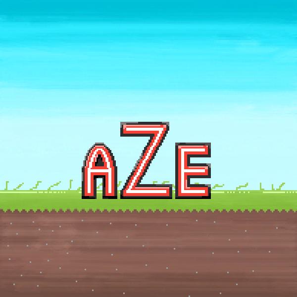 aZe Logo