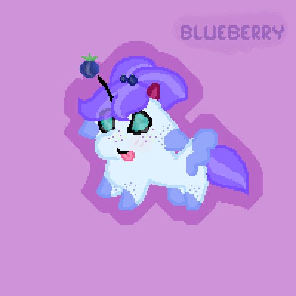 Blueberry Cuna