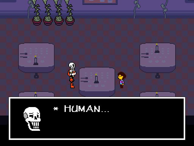 [Sans A Skeleton] Words Of Encouragement.