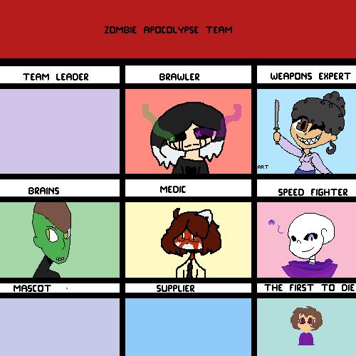 Collab: Zombie Acolapse Crew