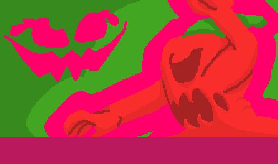 Strawberry Mutant