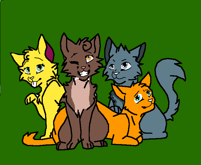more important warrior cats