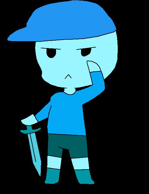 Cute diamond slayer