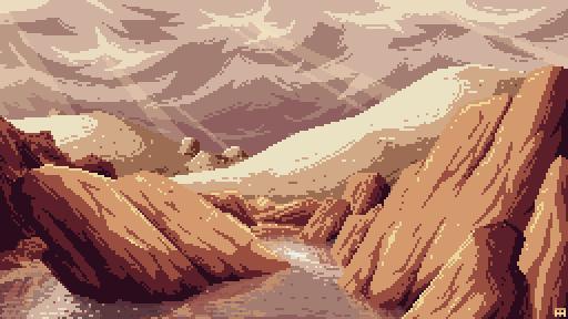 Desert chaos
