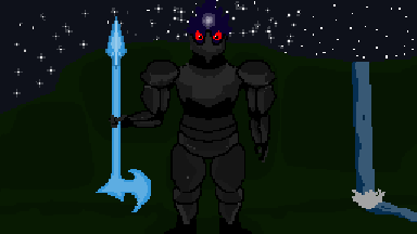The Shadow Knight #imback