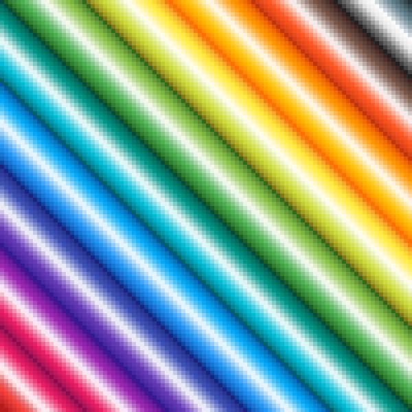 finnaly finnished rainbow
