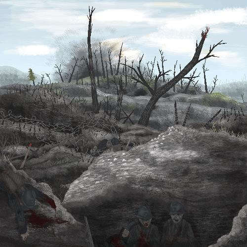 Apocalypse-Verdun is a Human SlaughterHouse