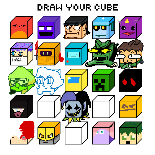 draw your cube
