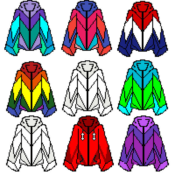 Create a Jacket (JUST ONE PLZ)