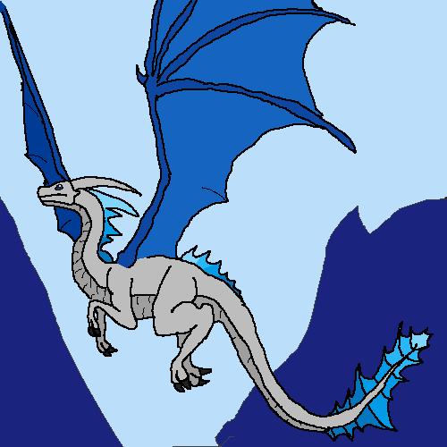 Kira's Dragon form
