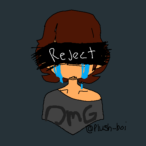 rejected........