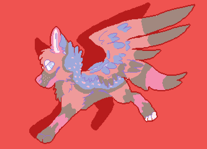 blu and rose fusion