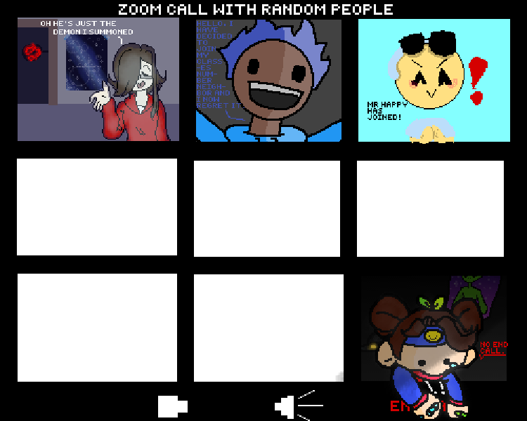 Zoom call collab
