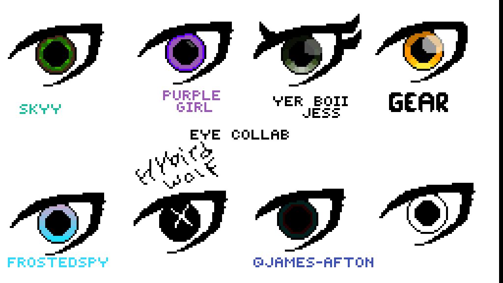 Meh eye