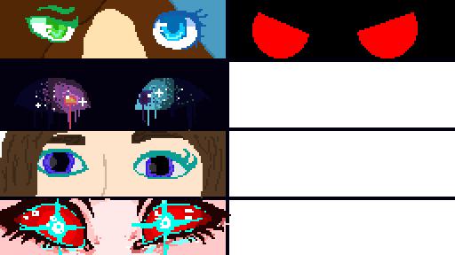 Eyes collab