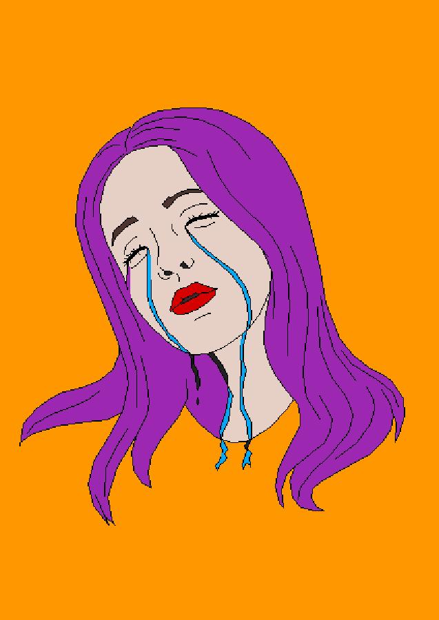 the littel face
