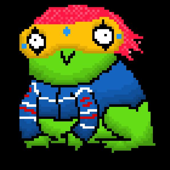 Party Poison Froggo