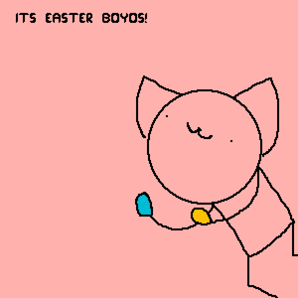 Its Easter Boyos