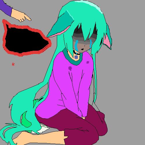 Aqua being bullied