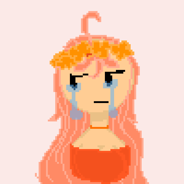 Sad Oriana