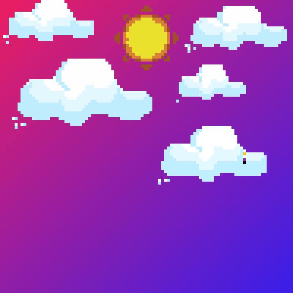 Add a cloud