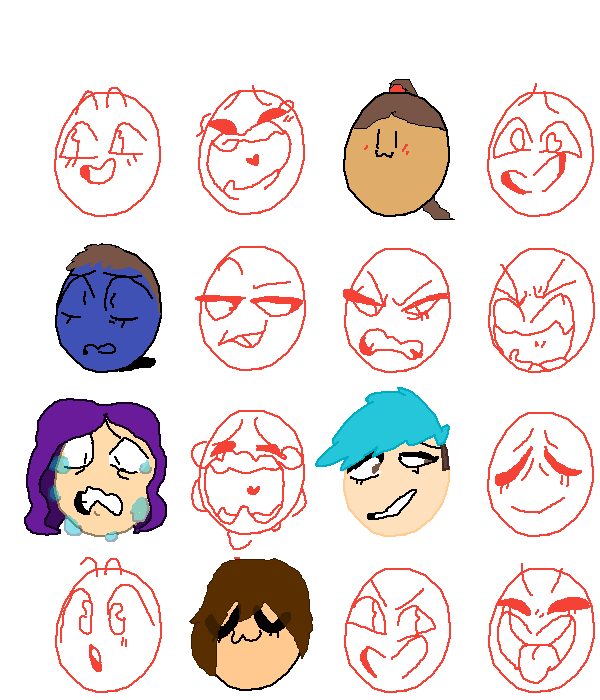 faces collab!