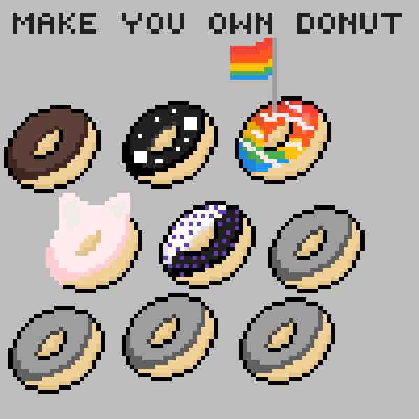 Even more Donuts