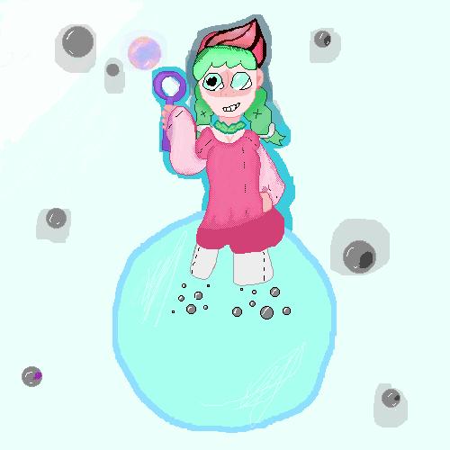Perfect bubble