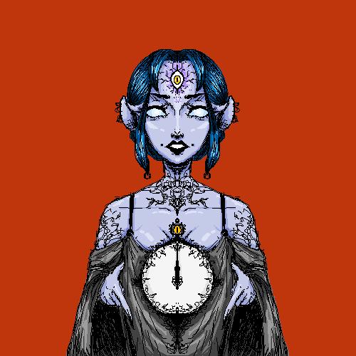 Time Goddes