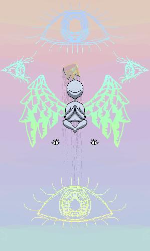 The Angel of Eyes (read desc.)