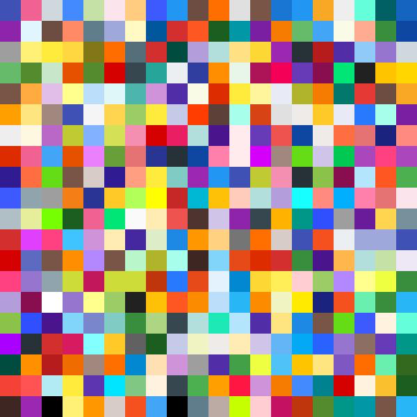 Random Rainbow