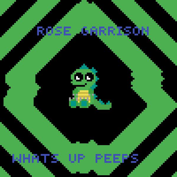Dino - Rose Garrison