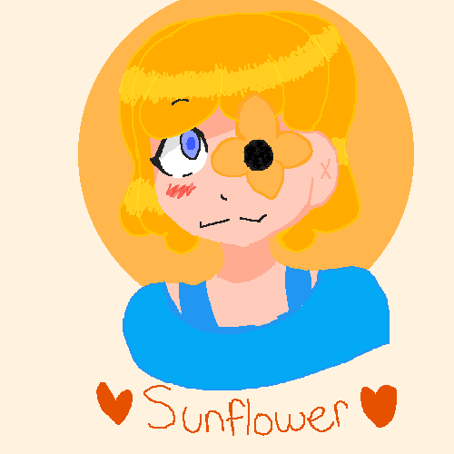HuEhUe Sunflowers