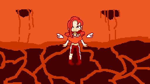 Kasai In a Lava Realm