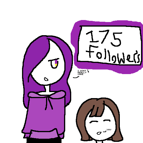 Thank you so much for 175 followers!!!!