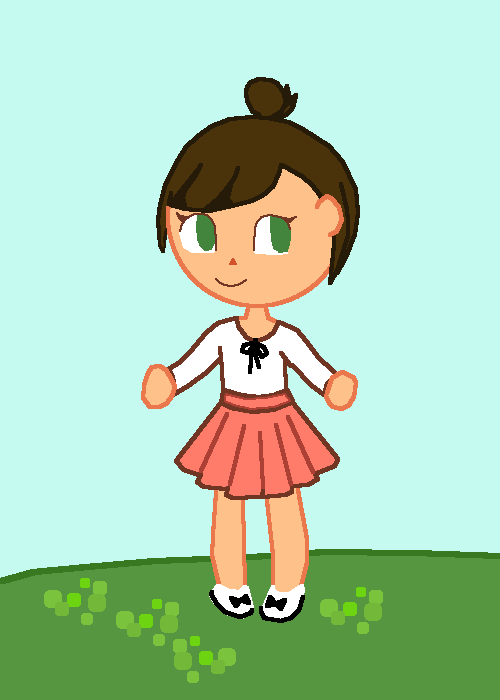 Animal Crossing Character