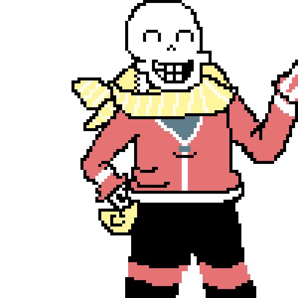 Poketale / Trainertale Papyrus