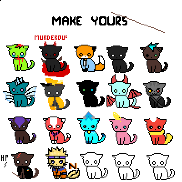 Make a cat thingy!
