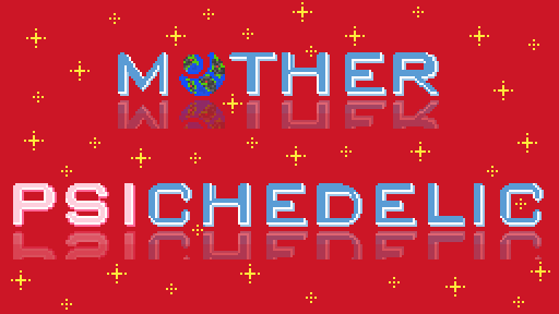 MOTHER PSICHEDELIC w/ stars