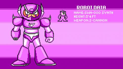 SWN-000 Synth (Mega Man OC)