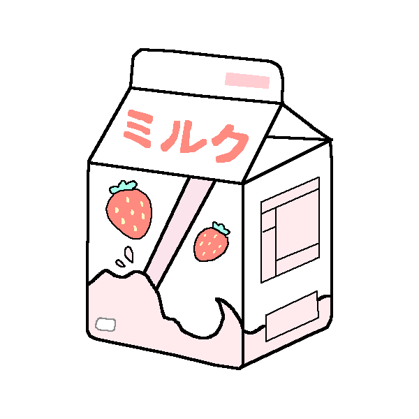 Strawberry milk owo