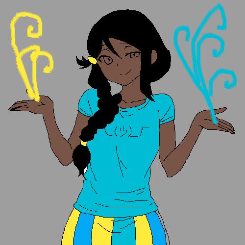 Magicale girl