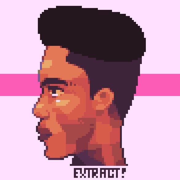 quick self portrait