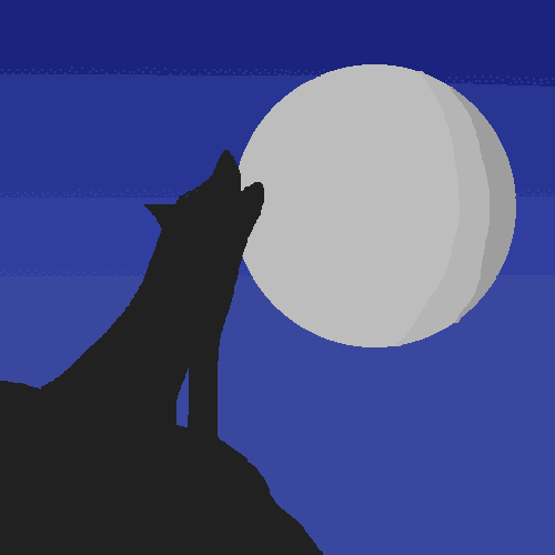 MOONLIGHT WOLF IS MY BOI!