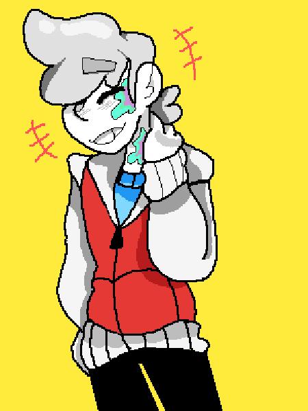 Multicolored boyo!